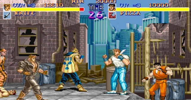 10 Great Side-Scrolling Arcade Beat 'Em Ups Of The 80s And 90s