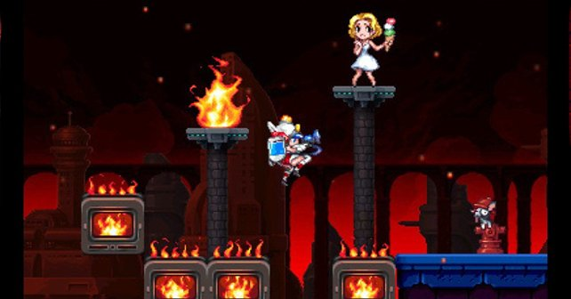 Mighty Switch Force 2 Review