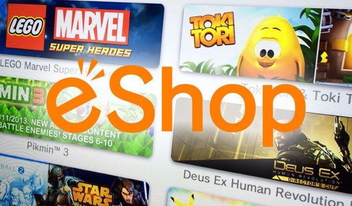 UK Nintendo eShop releases for 6th March 2014