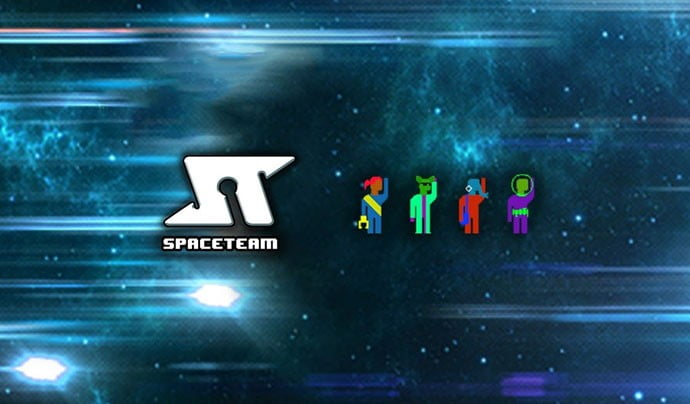 Spaceteam wins the GameCity Prize