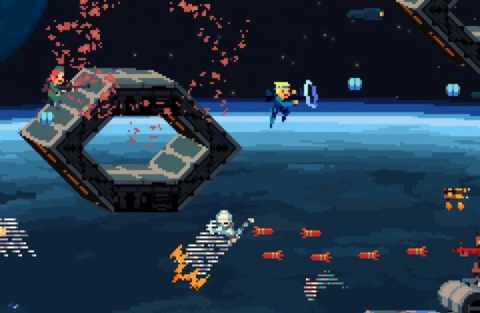 GDC 2014: How the creators of Super Time Force found simplicity in Quantum Mechanics