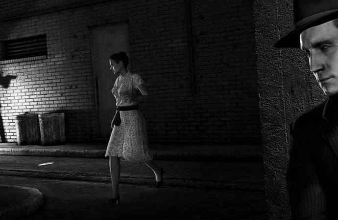 Limited Videogame Heroism or: What Games Can Learn from Noir
