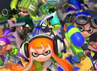 Splatoon will take over my summer (assuming there's enough content)