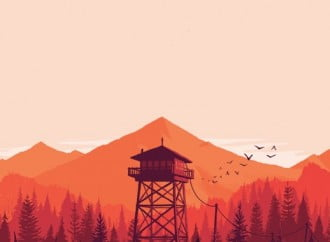 GDC 2015: The Art of Firewatch