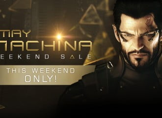 Save on Deus Ex: Mankind Divided pre-orders