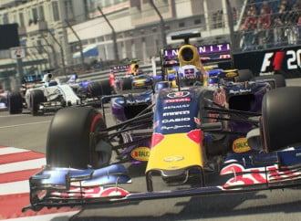 F1 2015 teaser trailer pulls up
