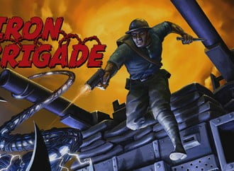 Double Fine reacquire Iron Brigade IP