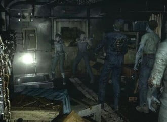 Resident Evil 0 Remaster coming in 2016
