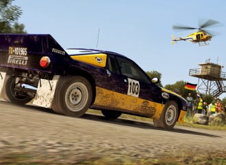 DiRT Rally adds tarmac stages to early access