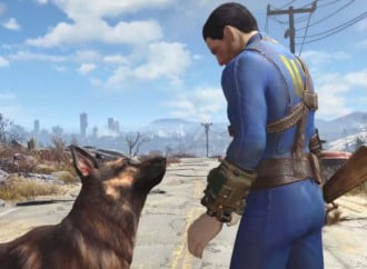 Meet the real life Dogmeat from Fallout 4