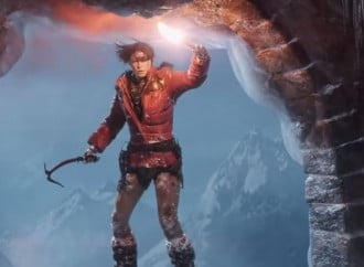 Rise of the Tomb Raider trailer unearthed