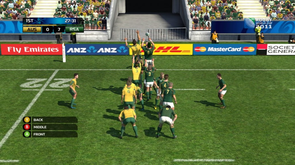 Rugby World Cup 2015 (X-BOX 360)