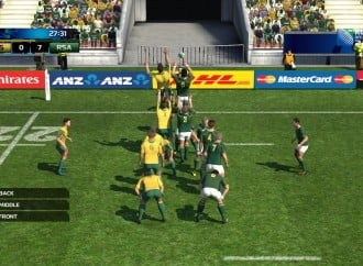 Rugby World Cup 2015 tie-in game announced