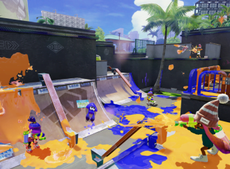 More free Splatoon content arriving on August 6th