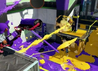 Splatoon adds new game mode: Tower Control