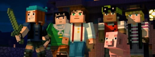 A closer look at the amazing Minecraft: Story Mode cast