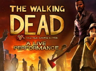 See Telltale's The Walking Dead performed live at Comic-Con
