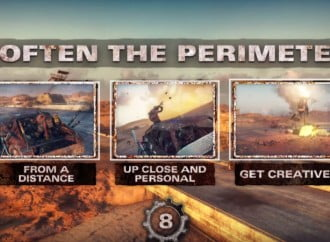 Mad Max – Choose Your Path interactive trailer