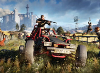 Dying Light: The Following DLC announced