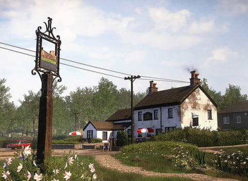 Postcards from Yaughton – Everybody's Gone to the Rapture is beautiful