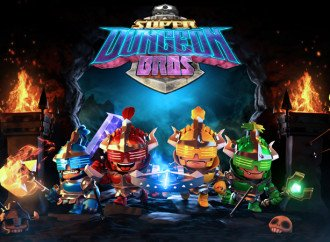 Super Dungeon Bros – A Fine Bromance?