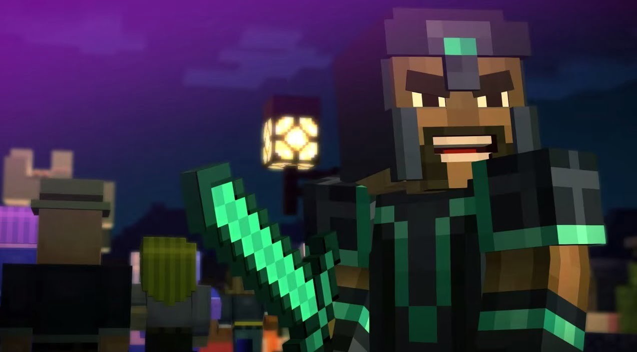 play for free minecraft story mode