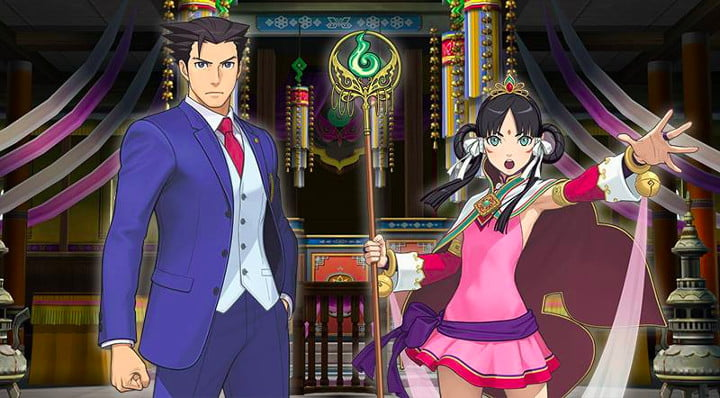 Get a taste of the courtroom with new Ace Attorney demo - Thumbsticks