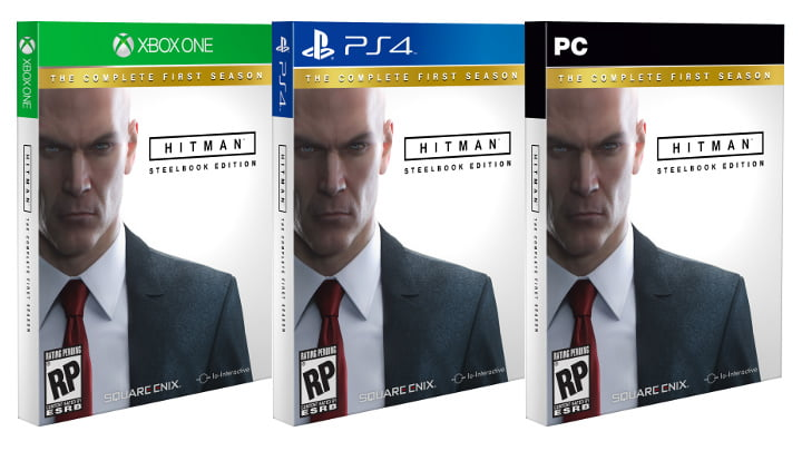 Hitman: The Complete First Season announcement suggests future episodic releases - Thumbsticks