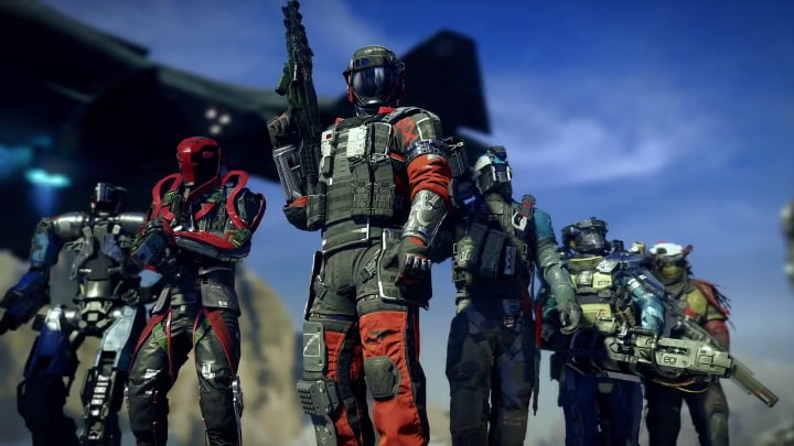 Call of Duty: Infinite Warfare multiplayer beta details revealed - Thumbsticks