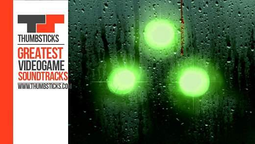 Greatest Videogame Soundtracks - Splinter Cell: Chaos Theory