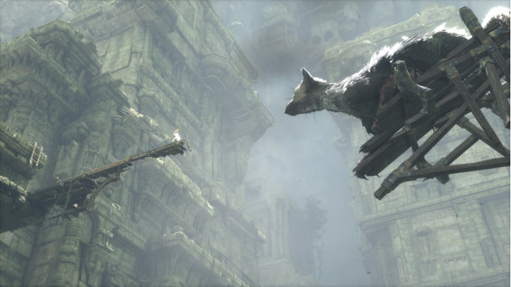 Does Trico die in The Last Guardian?