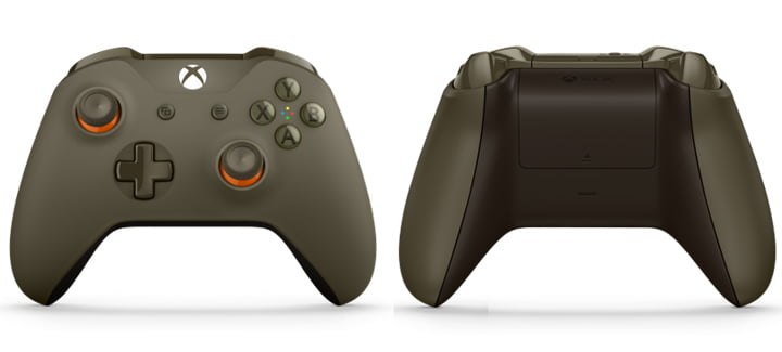Xbox One Green Controller Xbox One Wireless Cont...