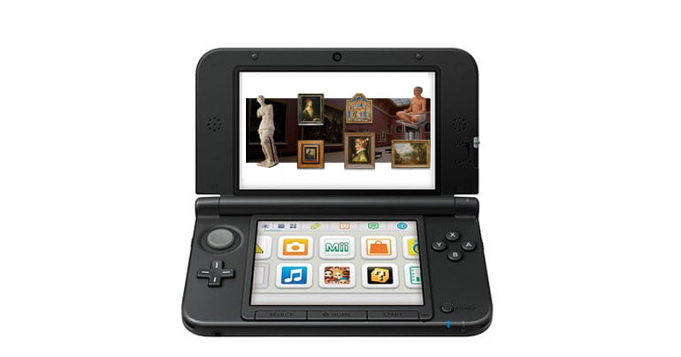 3DS Louvre Guide