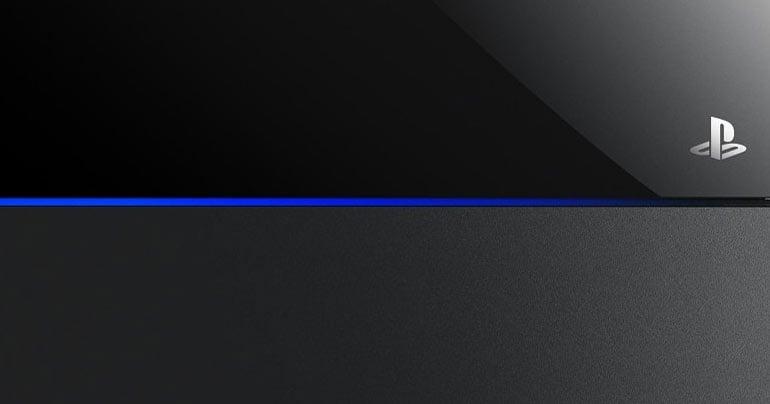 PlayStation 4 Blue Light