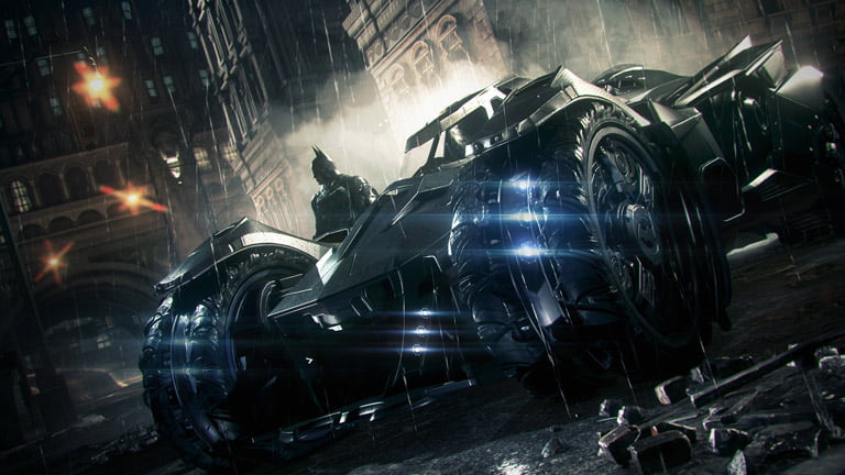 Batman: Arkham Knight - Screen 3