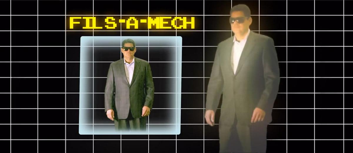 Reggie Fils-A-Mech