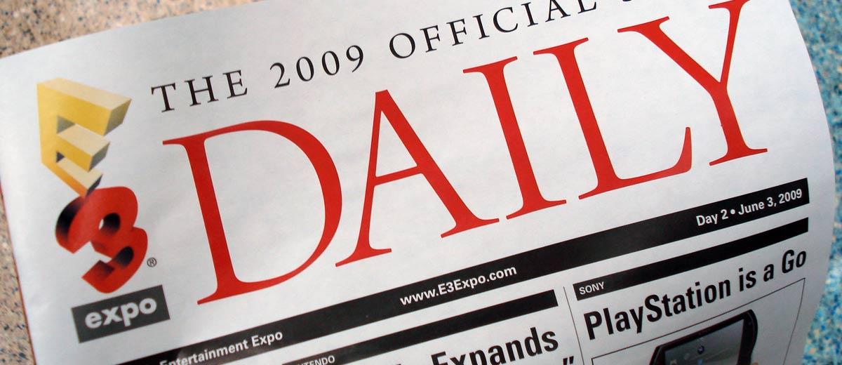 E3 2009 Daily