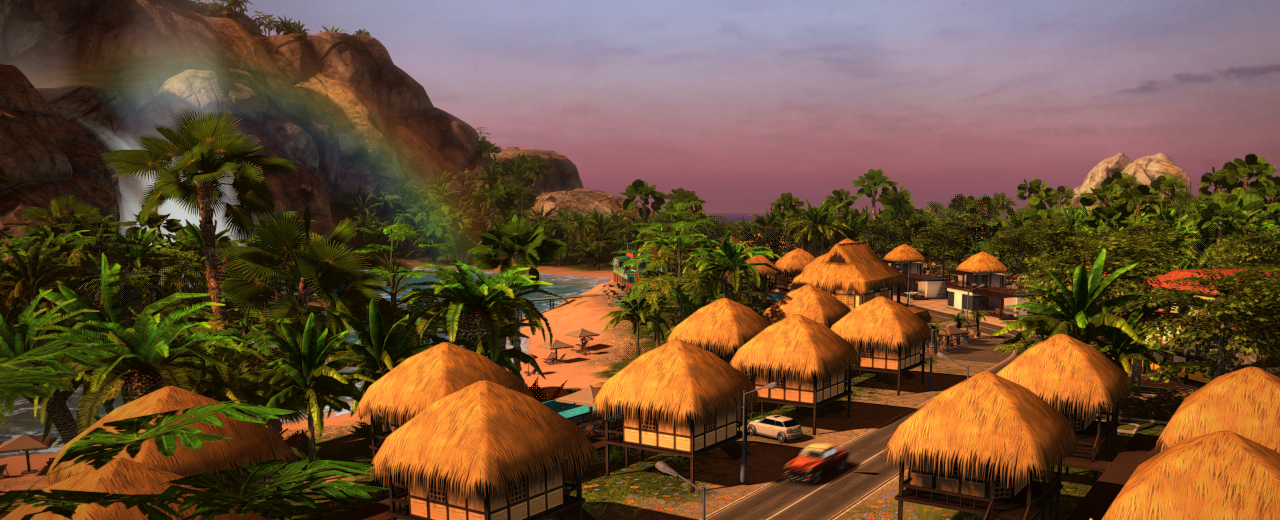 Tropico 5 released on PS4