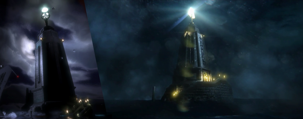 BioShock CryEngine comparison