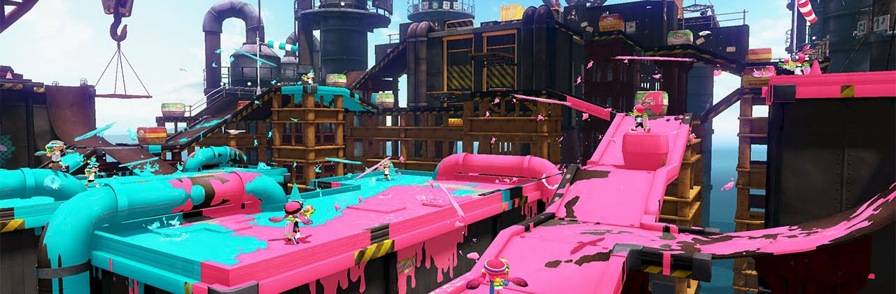 Splatoon drops voice chat
