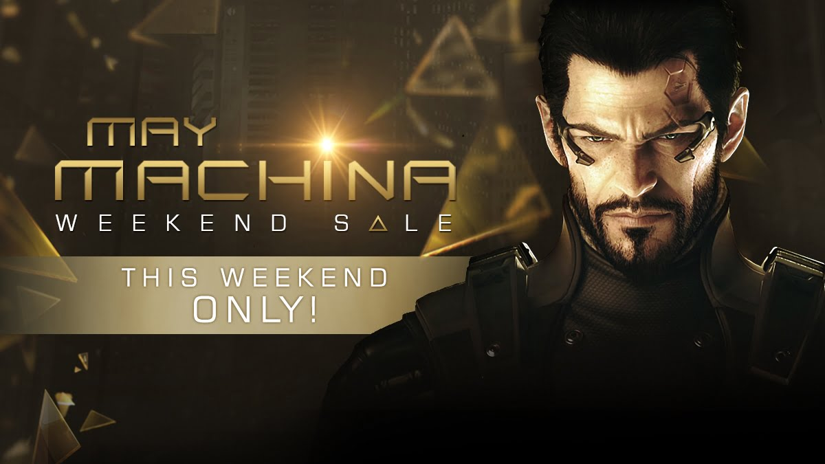 Deus Ex: Mankind Divided sale