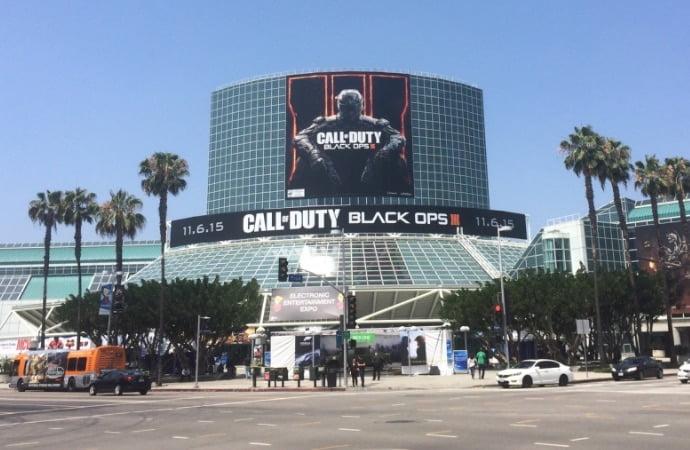 E3 2015 - LA Convention Center