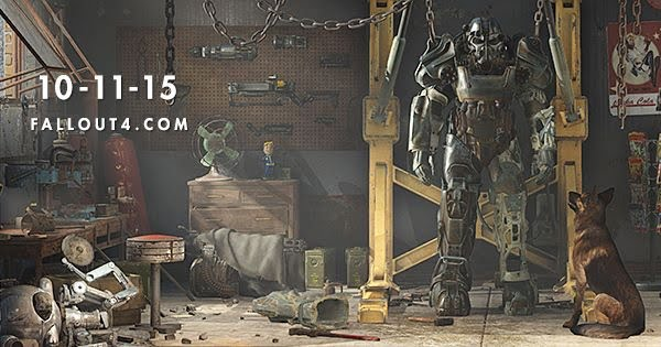 Fallout four release date in Perth