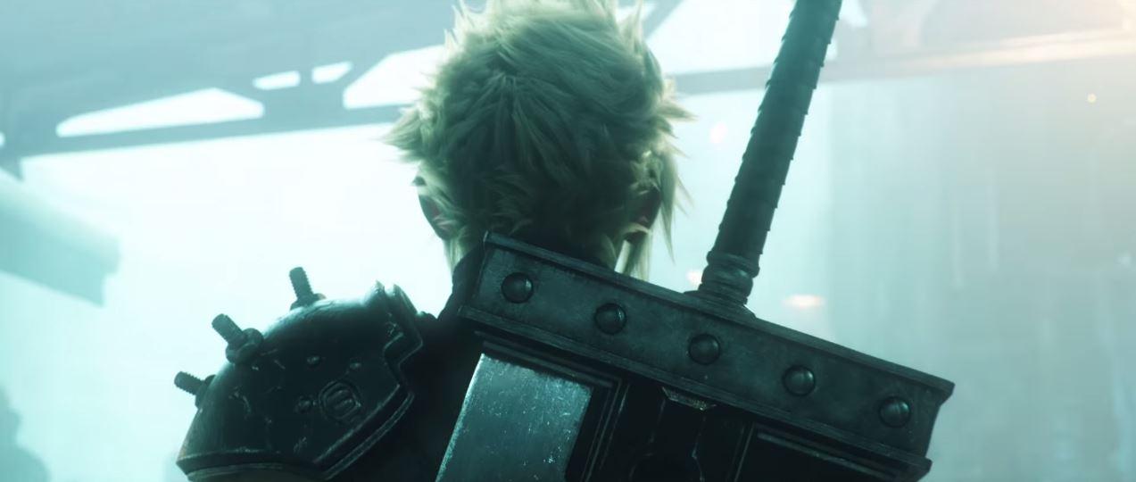 Final Fantasy VII Remake video announcement