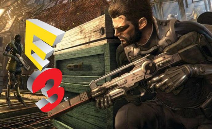 Square-Enix E3 Press Conference