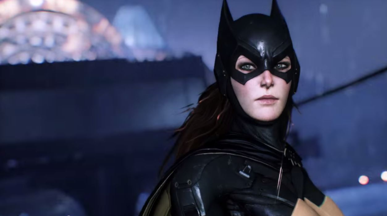 Be the Batgirl in Batgirl: A Matter of Family