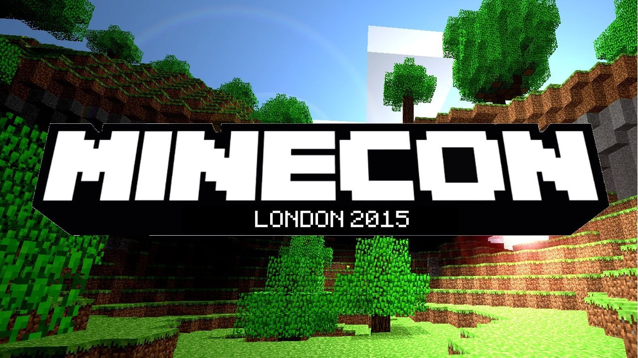 Guiness World Records Gamer's Edition at MineCon 2015