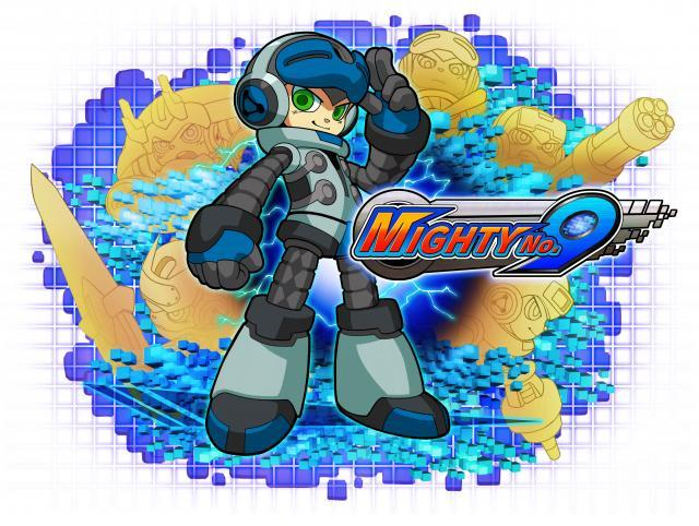 Mighty No. 9 movie