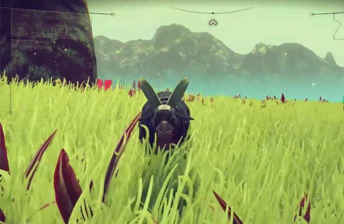 No Man's Sky Goat