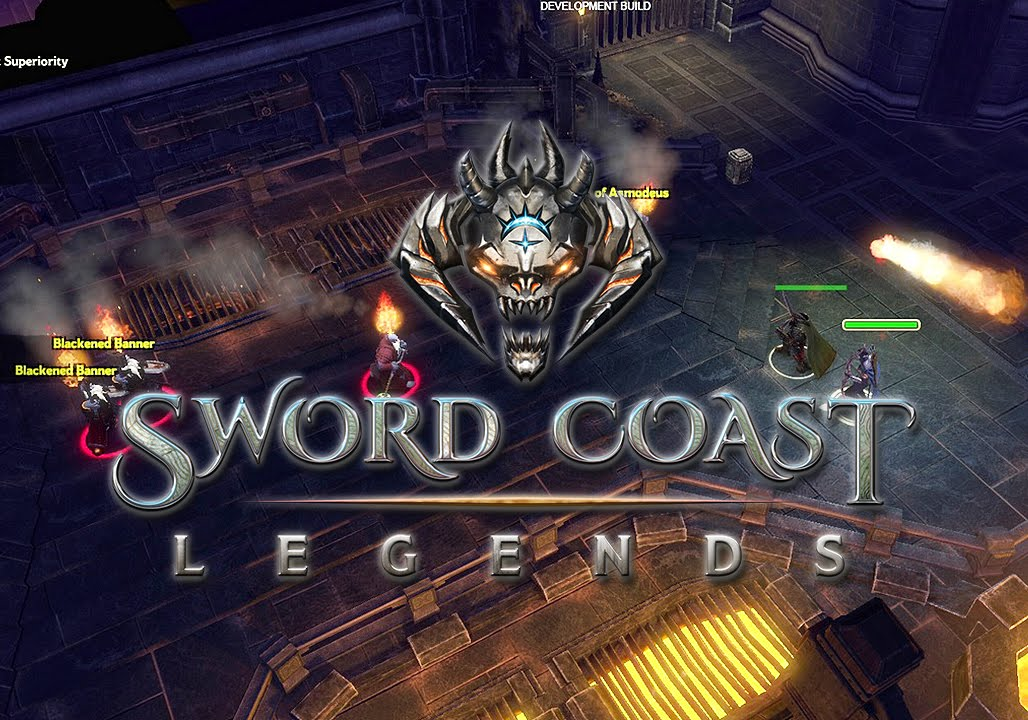 Sword Coast Legends E3 livestream
